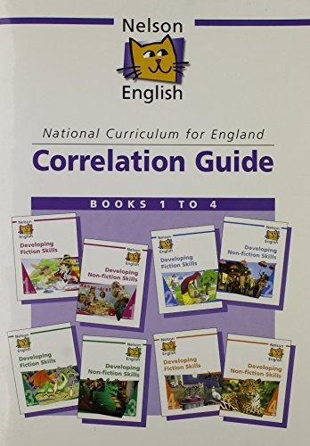 Pos Nels Eng New Ed Correlation Gde England