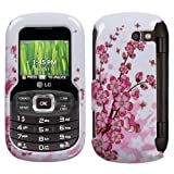 MyBat LG Octane Phone Protector Cover - Spring Flowers