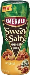 EMERALD SWEET & SALTY (MIX NUT BLEND) ORIGINAL 12oz 3pack