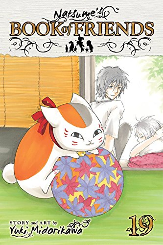 Natsume's Book of Friends Volume 19