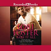 Bare It All: Love Undercover, Book 2 | [Lori Foster]