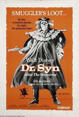 The Scarecrow of Romney Marsh - Movie Poster - 11 x 17
