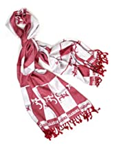Official NCAA Alabama Crimson Tide Viscose Scarf