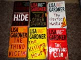 img - for Set 6 ~ Hide, The Other Daughter, The Perfect Husband, The Third Victim, The Killing Hour, The Survivors Club book / textbook / text book