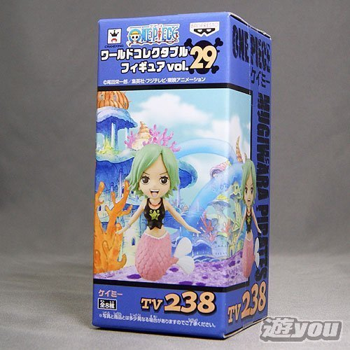 One Piece World Collectable Figure vol.29 TV238: Kay Me Banpresto Prize (japan import) - 1
