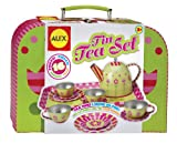 ALEX® Toys - Pretend & Play Tin Tea Set 705W