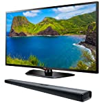 LG Electronics 55LN5790 55-Inch 1080p 120Hz Smart LED HDTV + Free 60-Watt 2-Channel Sound Bar