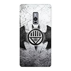 Ajay Enterprises Fit Black Knight Shade Back Case Cover for OnePlus Two