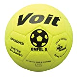 Voit Indoor Felt Soccer Ball (Size 5)