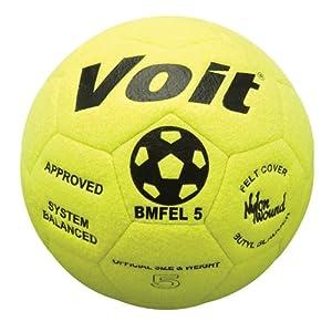 Indoor Felt Soccer Ball - Size 4