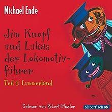 Jim Knopf und Lukas der Lokomotivführer Hörbuch von Michael Ende Gesprochen von: Robert Missler