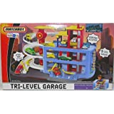 Matchbox Tri-Level Garage Playset