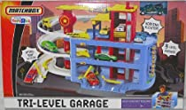 Big Sale Best Cheap Deals Matchbox Tri-Level Garage Playset