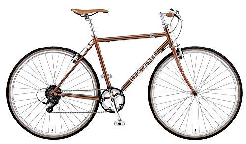LOUIS GARNEAU(ルイガノ)  クロスバイク LGS-BTN 540mm 2015年モデル ゴールドブラウン 15LG-BN-06