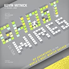 Ghost in the Wires: My Adventures as the World's Most Wanted Hacker (       UNABRIDGED) by Kevin Mitnick, William L. Simon Narrated by Ray Porter