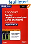 Concours Gardien de police municipale...