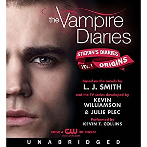 The Vampire Diaries: Stefan's Diaries #1: Origins Audiobook