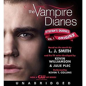 The Vampire Diaries: Stefan's Diaries #1: Origins Audiobook