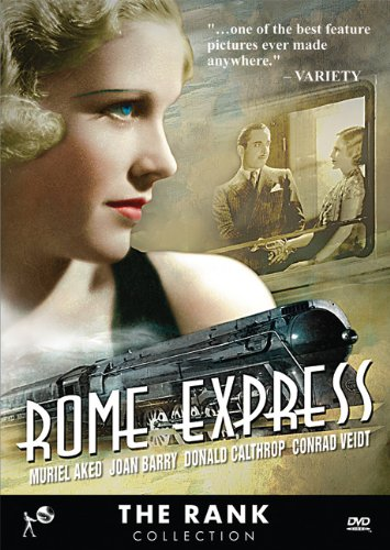 Cover art for  Rome Express