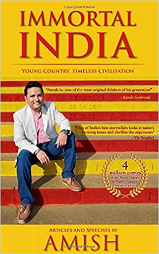 Immortal India: Articles and Speeches by Amish Tripathi Free PDF Download, Read Ebook Online