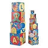Melissa & Doug ABC Nesting Blocks