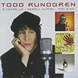A Cappella/Nearly Human/Second Wind by Todd Rundgren (2012-02-07) 【並行輸入品】