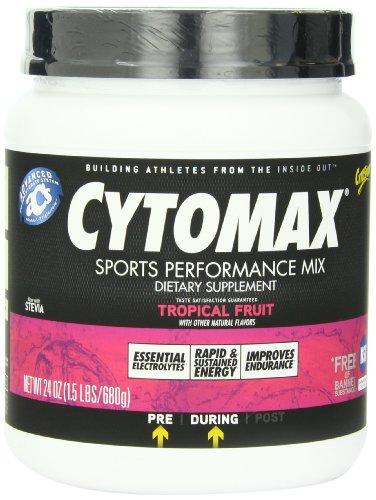 Cytomax Powder Tropical Fruit 680g (1.5Lbs)