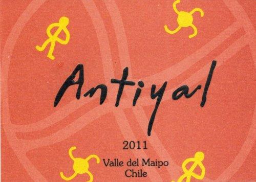 2011 Antiyal Red Blend 750 Ml