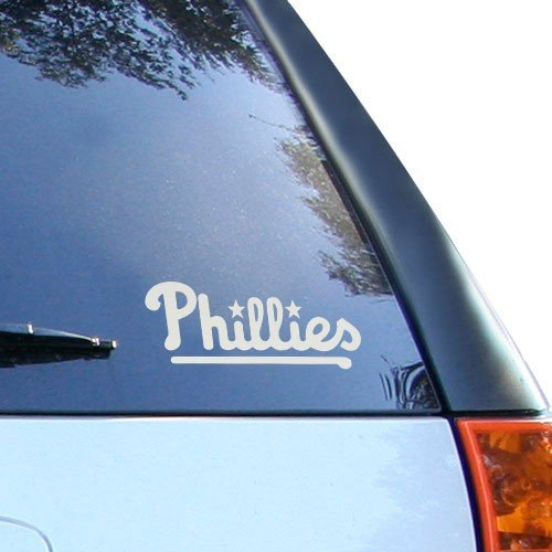 Philadelphia Phillies Window Graphic Decal at Amazon.com