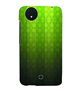 Fuson 3D Printed Pattern Design Designer Back Case Cover for Micromax Canvas Android A1 - D934