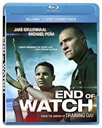 End of Watch [Blu-ray + DVD]