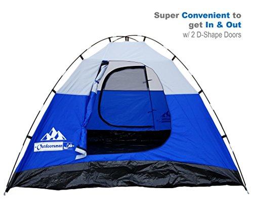 Outdoorsmanlab 3 Person Tent ...  sc 1 st  C& Stuffs & Outdoorsmanlab 3 Person Tent For Camping Backpacking ...