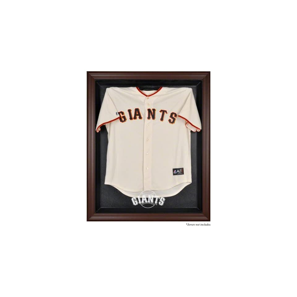 San Francisco Giants Jersey Display Case Sports
