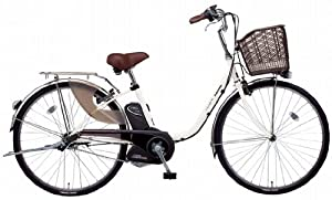 【2012年モデル】パナソニック リチウムビビSX(BE-ENS434/BE-ENS634) 電動自転車