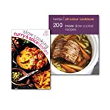 Sara Lewis Slow Cooker Recipes Collection 2 Books Set (Slow Cooking), (Slow Cooking Curries and Spicy Dishes (Slow Cooking) & Hamlyn All Colour Cookbook: 200 More Slow Cooker Recipes)