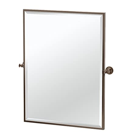 Gatco 4039FS Tavern Framed Large Rectangle Mirror