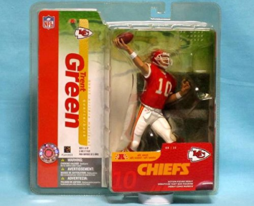 McFarlane Trent Green Kansas City Chiefs