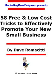 58 Free & Low Cost Tricks to Effectively Promote Your New Small Business