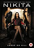 Nikita - Season 4 [DVD] [2014]