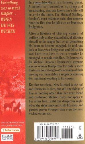 When He Was Wicked (Bridgerton Family Series)