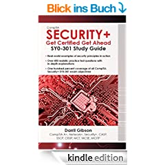 CompTIA Security+: Get Certified Get Ahead: SY0-301 Study Guide (English Edition)