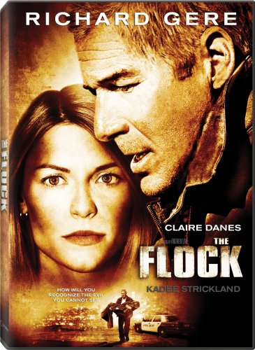 Cover art for  The Flock (2008) Richard Gere; Claire Danes
