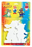 Hama Beads Pegboards includes Crocodile/ Hippo and Pig