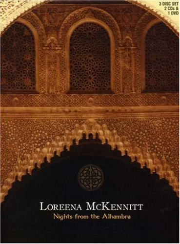 Loreena McKennitt: Nights from the Alhambra (Amaray - DVD + 2CD)
