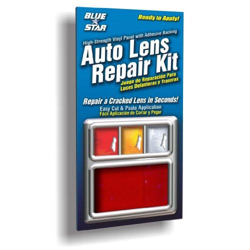 Blue Star Auto Brake Light or Tail Light Lens