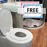 The Child Friendly Toilet Seat - a revolutionary design perfect for every young family