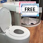 The Child Friendly Toilet Seat - incl...