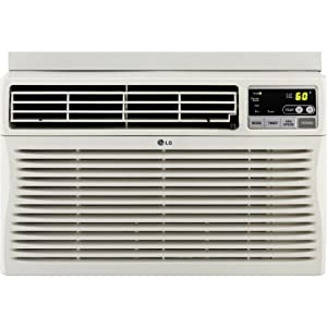 LG LW2512ER 24,500 BTU Window-Mounted Air Conditioner with Remote Control (230 volts) from LG