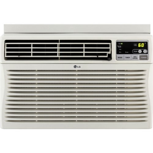 Find Cheap LG LW2512ER 24,500 BTU Window-Mounted Air Conditioner with Remote Control (230 volts)
