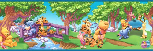 blue-mountain-wallcoverings-83182020-pooh-scenic-prepasted-wall-border
